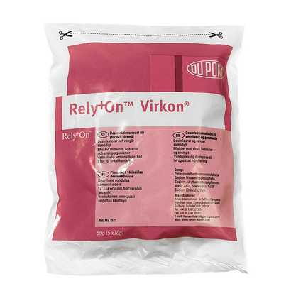 Desinficering Virkon Rely-On 10g 5st