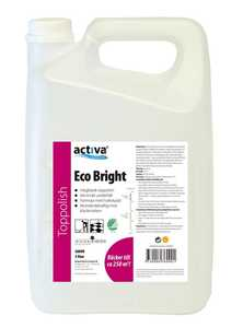 Golvpolish Activa Eco Bright 5L