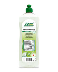 Handdiskmedel Green Care Manudish Sensitive 1L