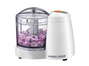 Mini Chopper Nordic Brands Black+Decker 120W 350ml